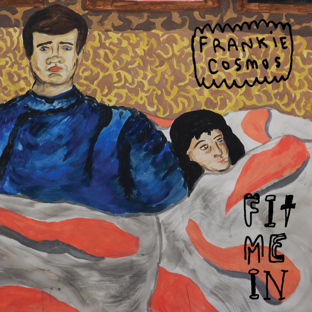 FRANKIE COSMOS - YOUNG - Album: Fit Me In - EP (2015)Label: Bayonet Records