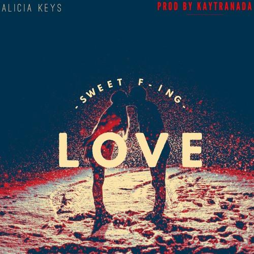KAYTRANADA - SWEET F'IN LOVE (FEAT. ALICIA KEYS) - Album: Single (2017)Label: XL Recordings