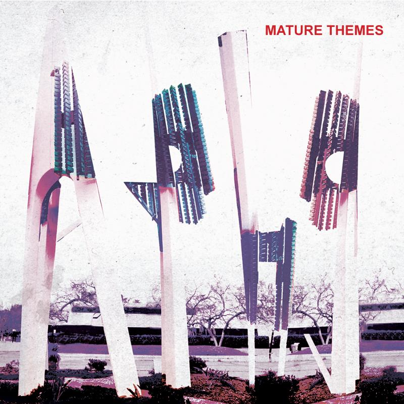 ARIEL PINK'S HAUNTED GRAFFITI - BABY - Album: Mature Themes (2012)Label: 4AD