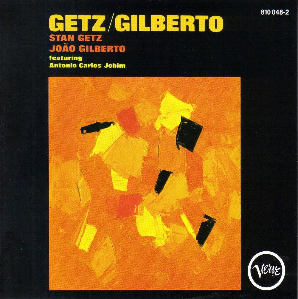 ASTRUD GILBERTO,JOÃO GILBERTO & STAN GETZ - CORCOVADO (QUIET NIGHTS OF QUIET STARS) [LIVE] - Album: Getz/Gilberto (1965)Label: Verve Records