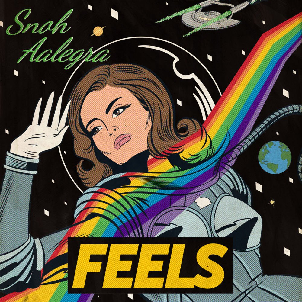 SNOH AALEGRA - NOTHING BURNS LIKE THE COLD (FEAT. VINCE STAPLES) - Album: FEELS (2017)Label: Artium Recordings