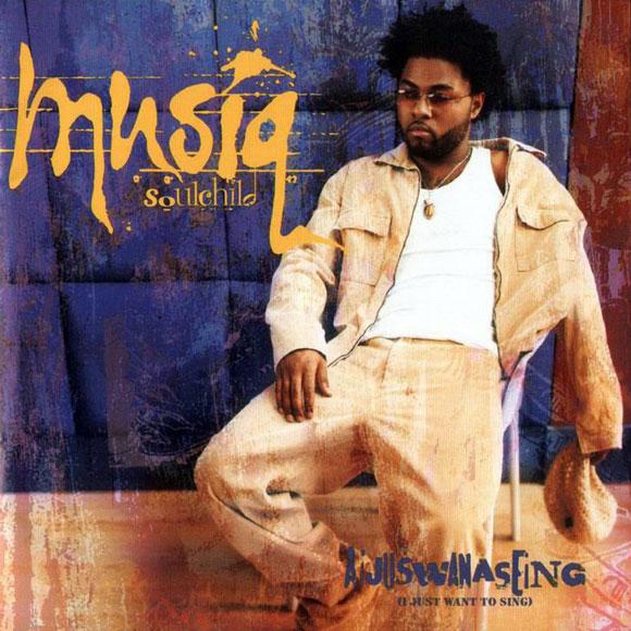 MUSIQ SOULCHILD - 143 - Album:Aijuswanaseing (2000)Label: Def Jam Recordings