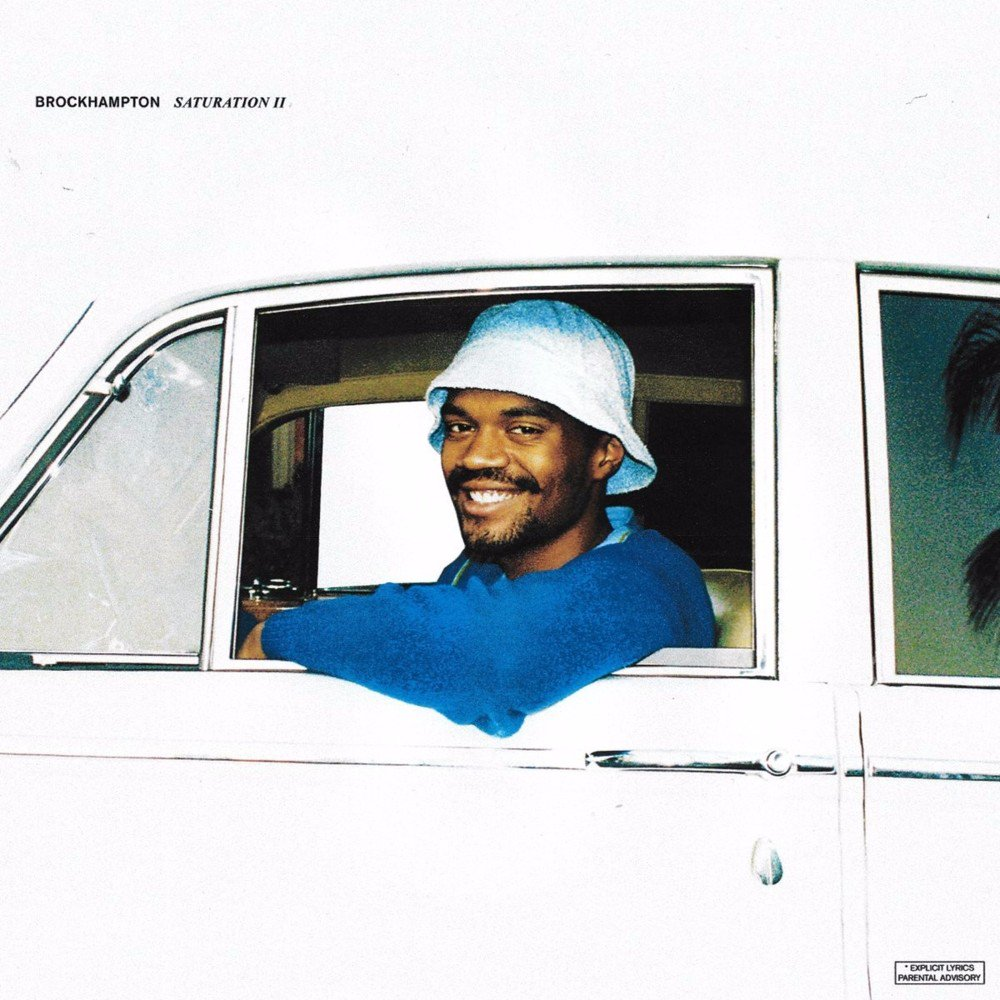 BROCKHAMPTON - SUMMER  - Album: SATURATION II (2017)Label: BROCKHAMPTON / EMPIRE