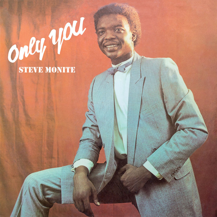STEVE MONITE - ONLY YOU - Album: Only You (1984)Label: His Master's Voice