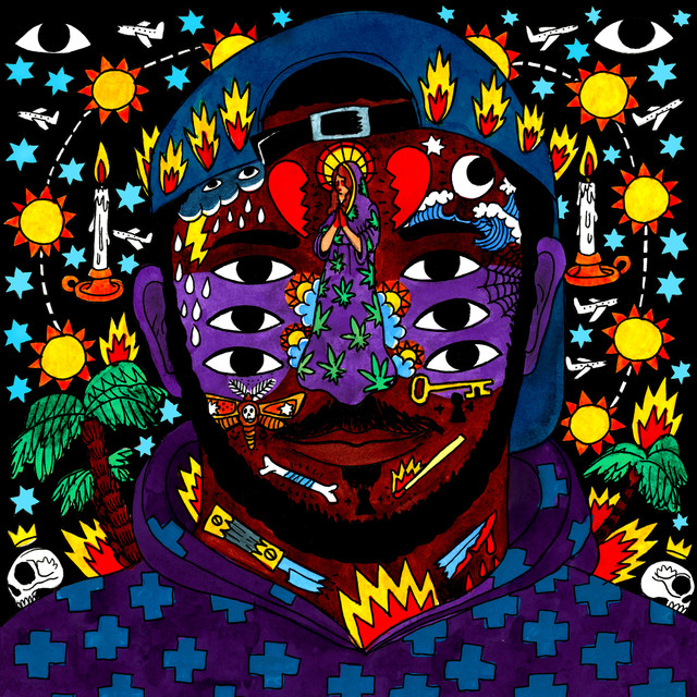 KAYTRANADA - LITE SPOTS - Album: 99.9% (2016)Label: XL Recordings
