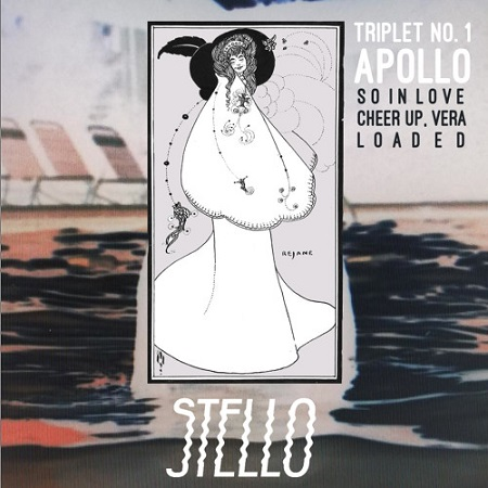 STELLO - SO IN LOVE - Album: Single (2017)Label: Independent