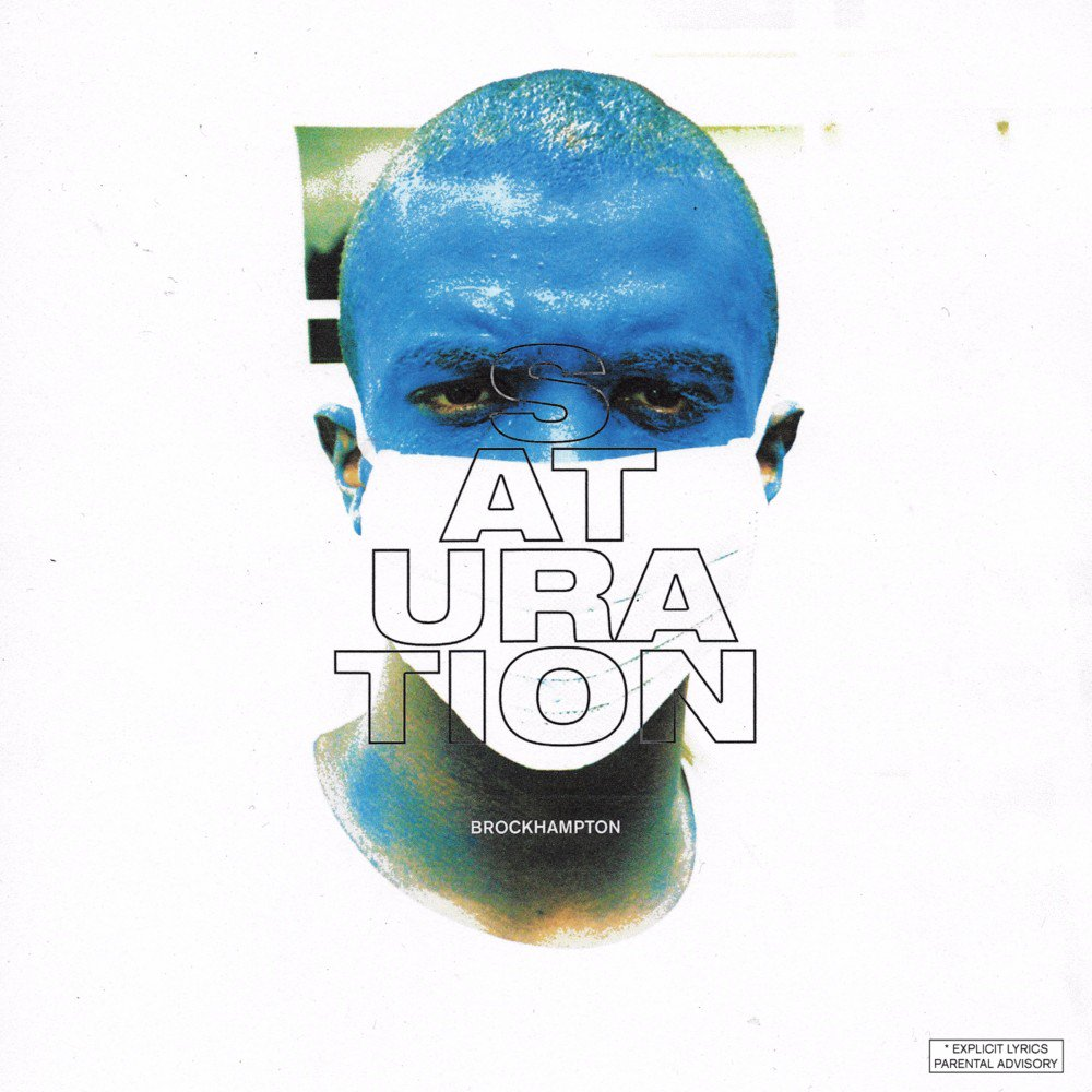 BROCKHAMPTON - WASTE - Album: SATURATION (2017)Label: QUESTION EVERYTHING, INC. / EMPIRE
