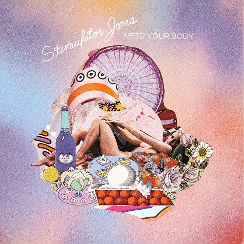 STIMULATOR JONES - NEED YOUR BODY - Album: Single (2017)Label: Stones Throw Records