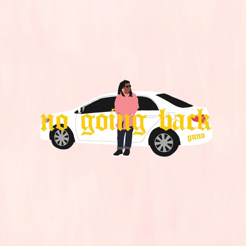 YUNO - NO GOING BACK - 12:33PMAlbum: Single (2018)Label: Sub Pop Records