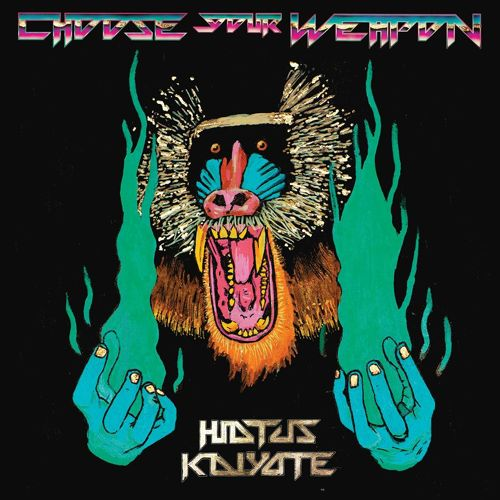 HIATUS KAYOTE - CHOOSE YOUR WEAPON - 12:48PMAlbum: Choose Your Weapon (2015)Label: Sony Music Entertainment