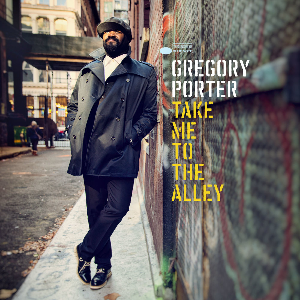 GREGORY PORTER - INSANITY - 1:23PMAlbum: Take Me to the Alley (2016)Label: Decca Records