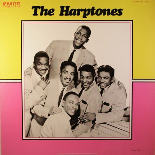 THE HARPTONES - LIFE IS BUT A DREAM - 1:40PMAlbum: Single (1955)Label: Atlantic Records