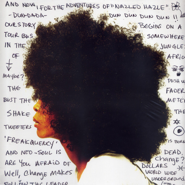 ERYKAH BADU - WOO - Album: Worldwide Underground (2003)Label: Motown Records