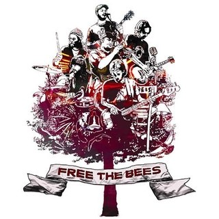 A BAND OF BEES - I LOVE YOU - Album: Free the Bees (2005)Label: Virgin Records Ltd.