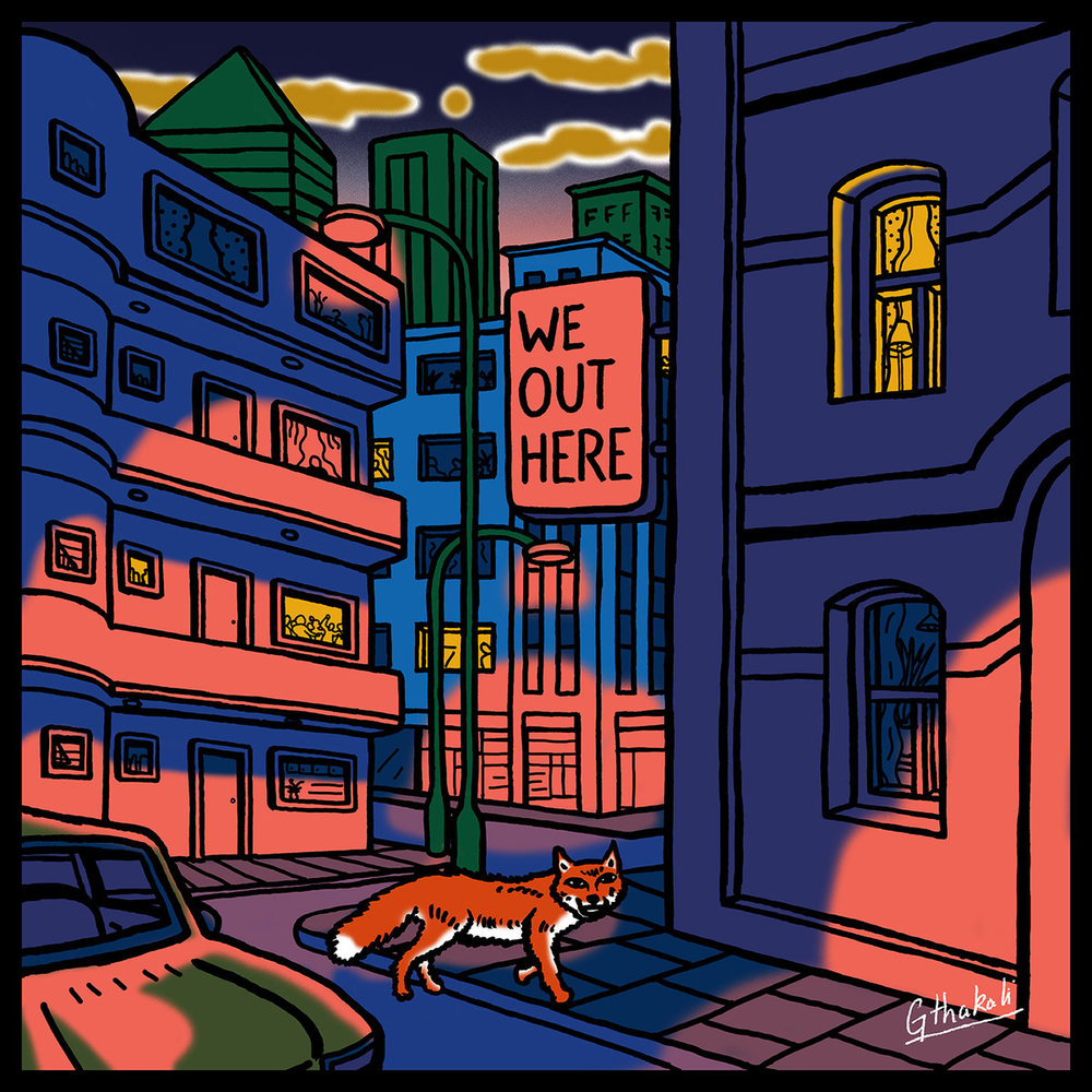 KOKOROKO - ABUSEY JUNCTION - Album: We Out Here (2018)Label: Brownswood Recordings