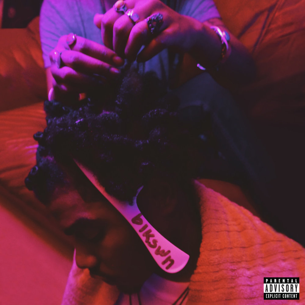 SMINO - AMPHETAMINE  - Album: blkswn (2017)Label: Zero Fatigue / Downtown Records