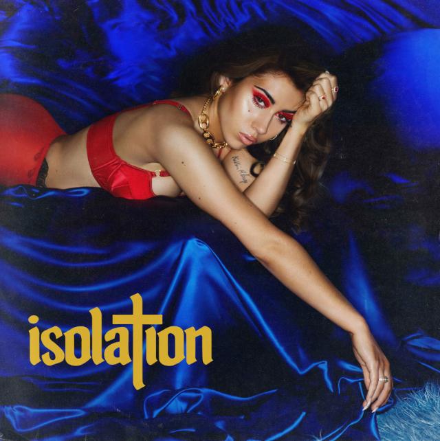 KALI UCHIS - FLIGHT 22 - 7:28PMAlbum: Isolation (2018)Label: Virgin EMI Records