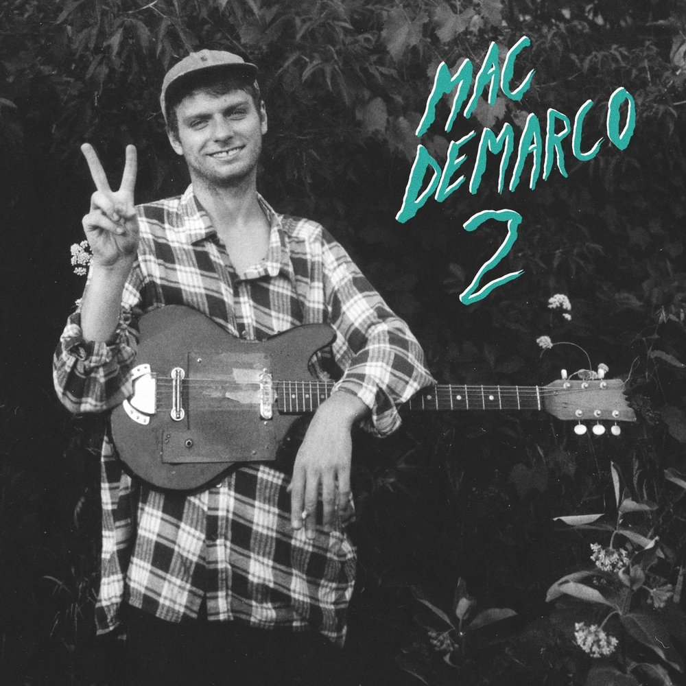 MAC DEMARCO - MY KIND OF WOMAN - 6:24PMAlbum: 2 (2012)Label: Captured Tracks