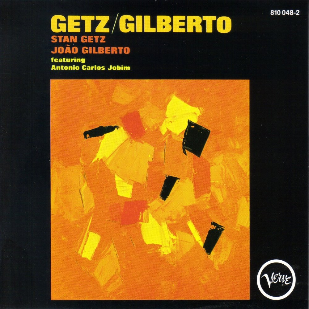 STAN GETZ & JOAO GILBERTO - PARA MACHUCHAR MEU CORAÇAO - 6:36PMAlbum: Getz/Gilberto (1964)Label: Verve Records