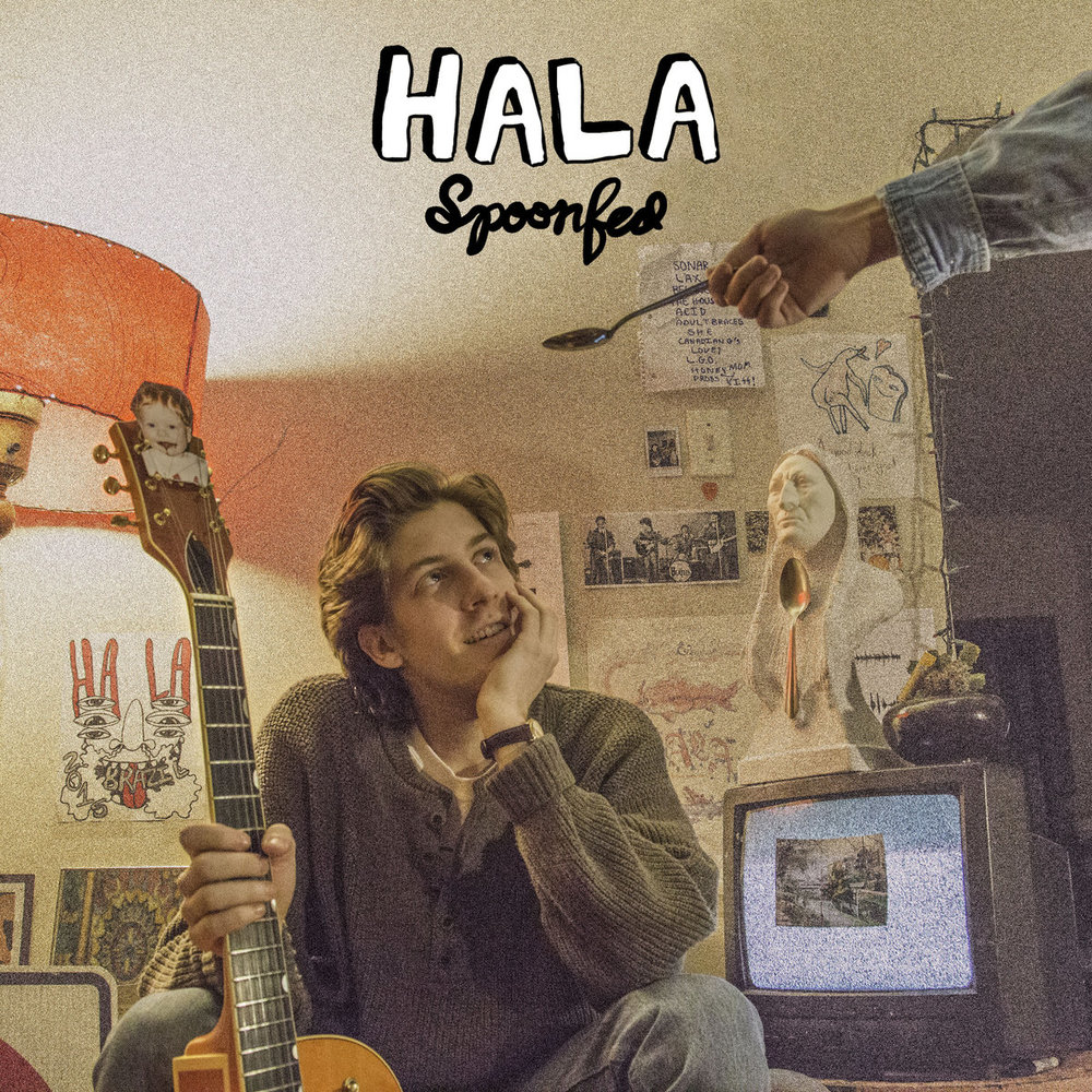 HALA - WHAT IS LOVE? TELL ME, IS IT EASY? - 6:43PMAlbum: Spoonfed (2016)Label: Balaclava Records