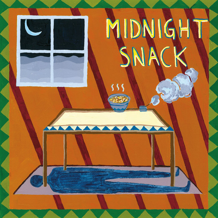 HOMESHAKE - MIDNIGHT SNACK - 7:08PMAlbum: Midnight (2015)Label: Sinderlyn