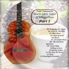 YOSHI YAMAMOTO - MOON RIVER (LIVE) - 7:26PMAlbum: Cafe Ginza-Usa in Little Tokyo: Popular Solo Guitar, Pt. 2 (2016)Label: Cafe Ginza-Usa
