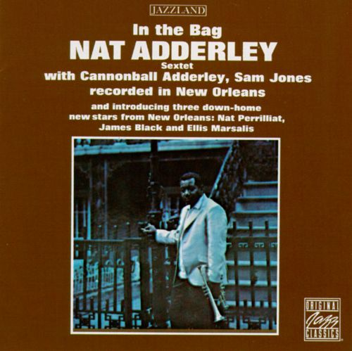 NAT ADDERLEY - R.S.V.P. - 6:42PMAlbum: In the Bag (Remastered) (1962)Label: Fantasy, Inc.