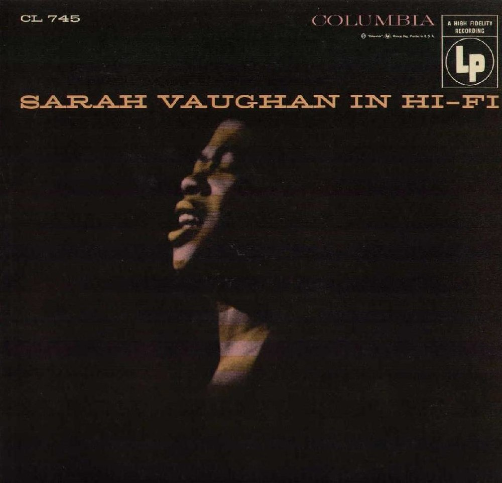 SARAH VAUGHAN - GOODNIGHT MY LOVE - 6:50PMAlbum: Sarah Vaughan in Hi-Fi (1955)Label: Sony Music Entertainment