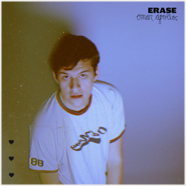 OMAR APOLLO - ERASE - 6:21PMAlbum: Single (2018)Label: Self-Released