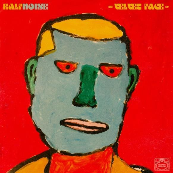 HALFNOISE - AS U WAVE - 7:15PMAlbum: The Velvet Face - EP (2017)Label: Congrats Records / Tone Tree Music