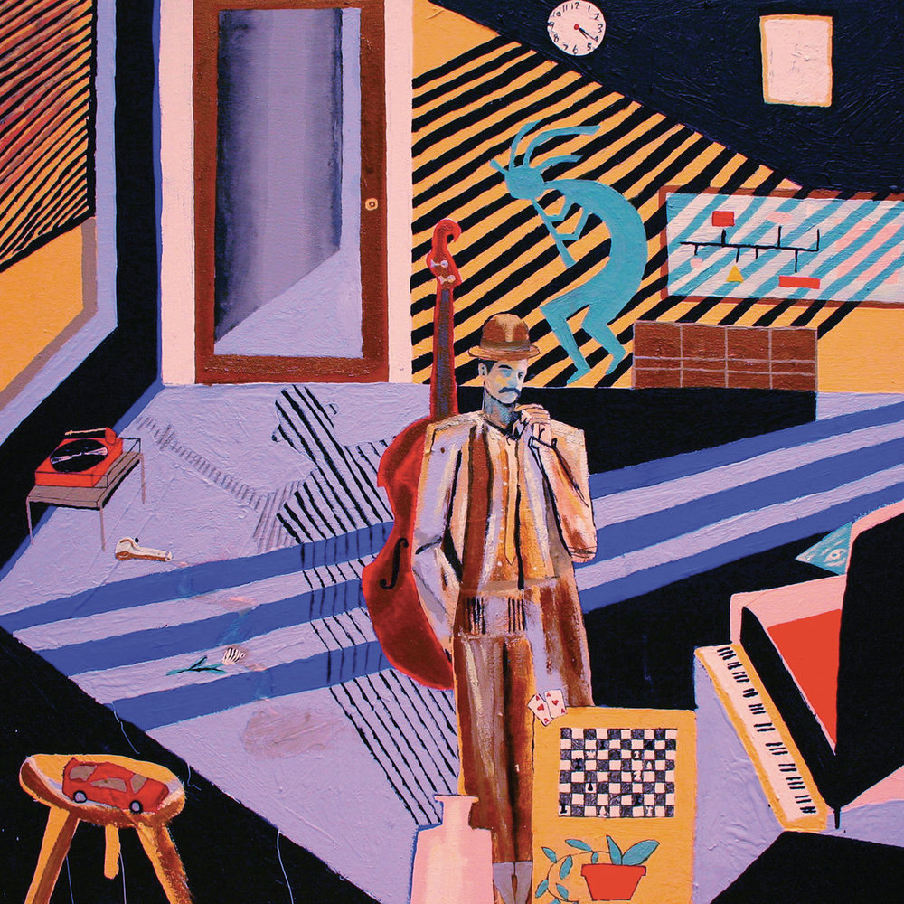 MILD HIGH CLUB - CHASING MY TAIL - 6:29PMAlbum: Skiptracing (2016)Label: Stones Throw Records