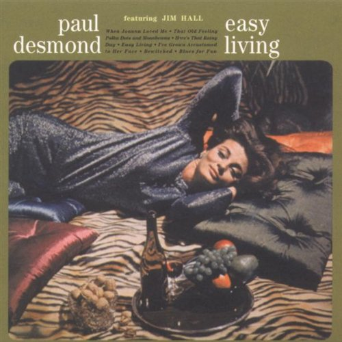 PAUL DESMOND - BEWITCHED - 7:35PMAlbum: Easy Living (1964)Label: BMG Entertainment