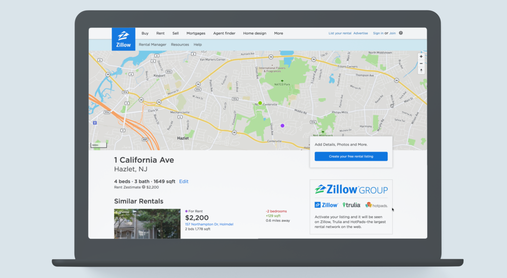 Zillow - Price Estimate -02.png