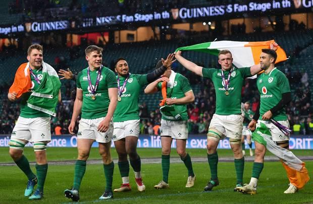 Ireland are Europe's best team.