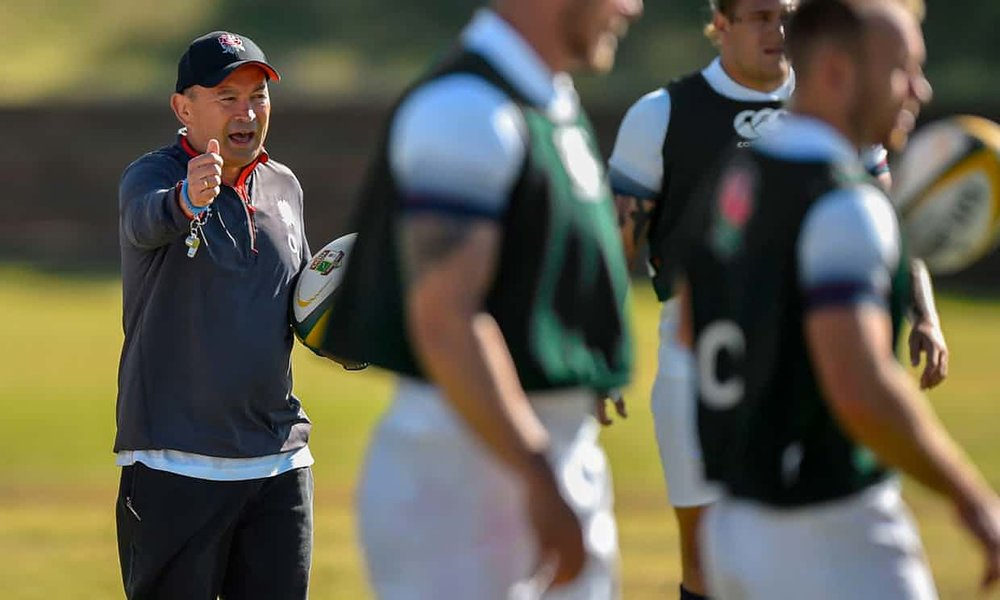 A serious test of Eddie Jones, who has a history of short-term success followed by backlash and hasty exits