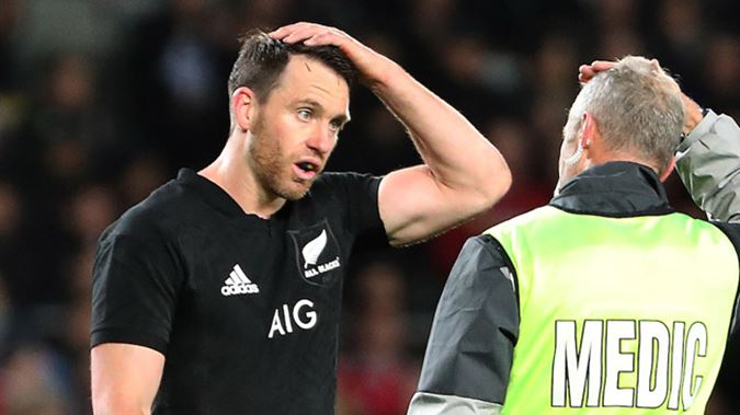 All Black great Ben Smith nearly forced into early retirement last year