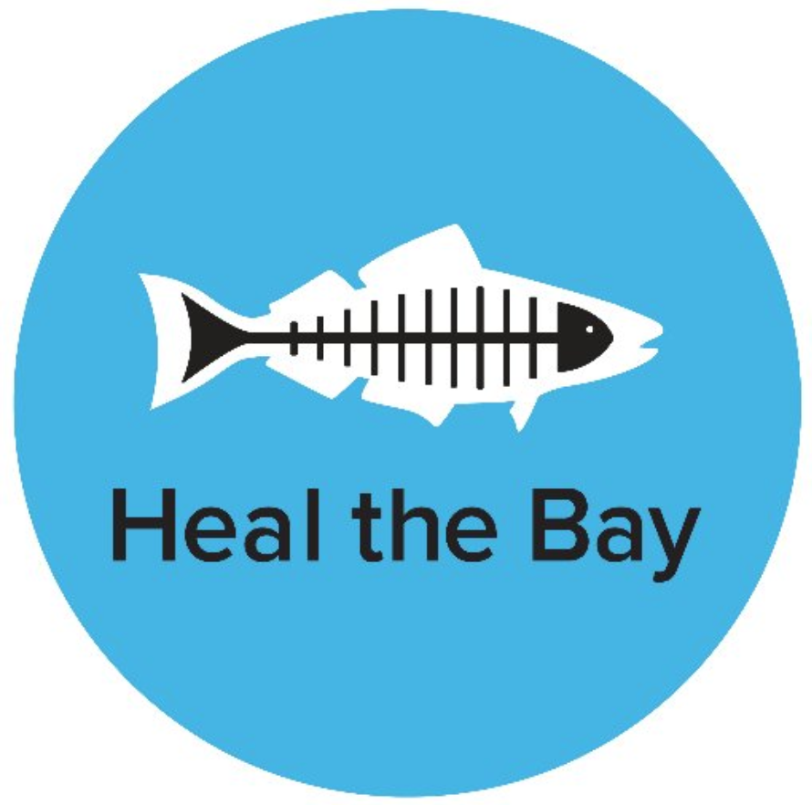 HEAL THE BAY - Heal the Bay is an environmental nonprofit dedicated to making the coastal waters and watersheds of Greater Los Angeles safe, healthy and clean. To fulfill our mission, we use science, education, community action, and advocacy.