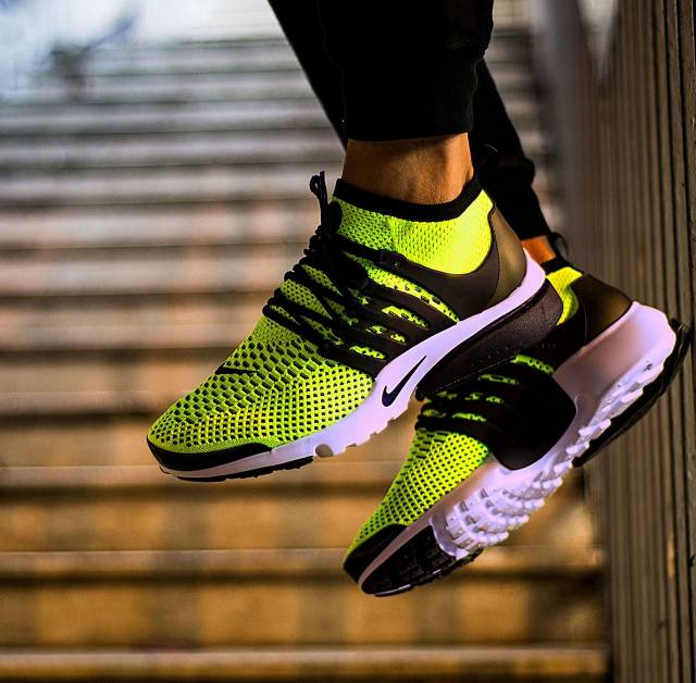 save off 8fadc 135c2 ... White Trainers  Sneaker Drop — On Sale Nike Air Presto Flyknit Ultra  Volt ...