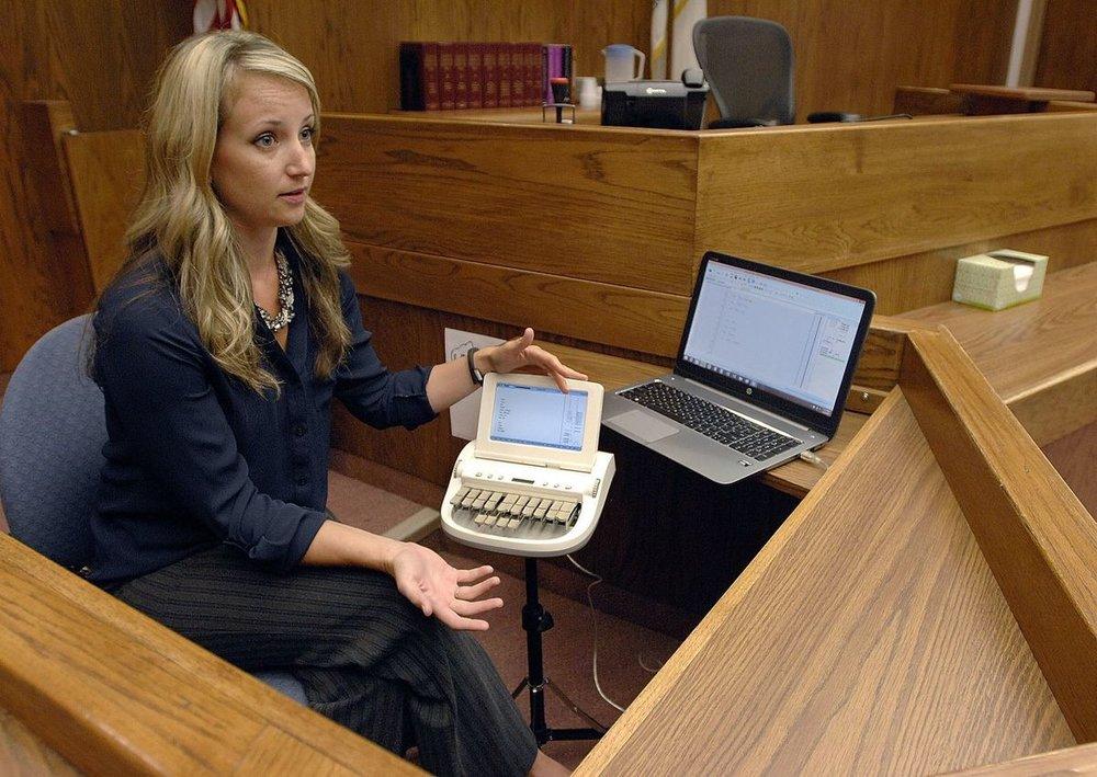 Court Reporters -