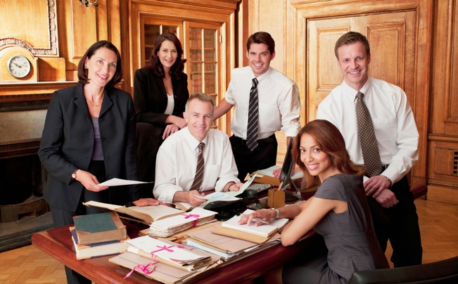 Paralegal and Legal assistants -