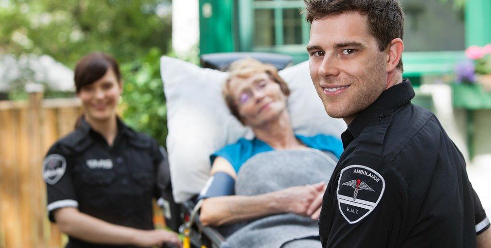 EMTs and Paramedics -