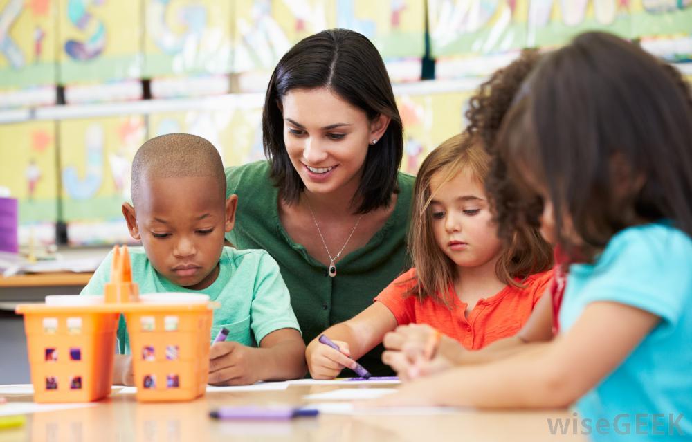 preschool teachers -