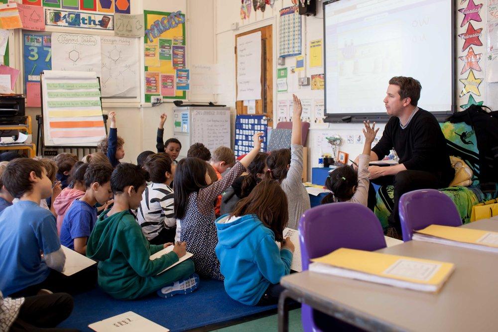 teacher assistants -