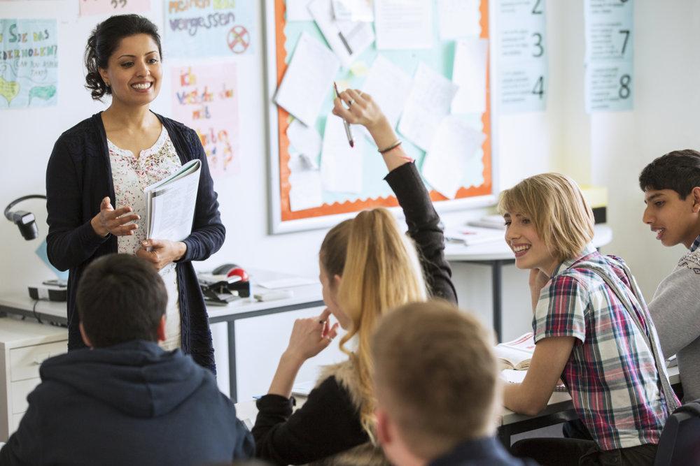 high school teachers -