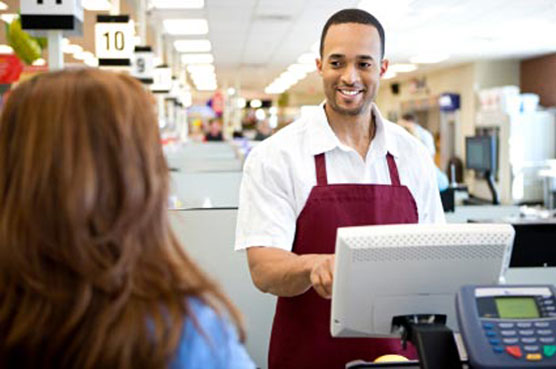 Cashiers -