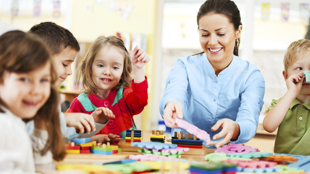 Childcare Workers -