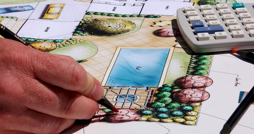 Landscape architects -
