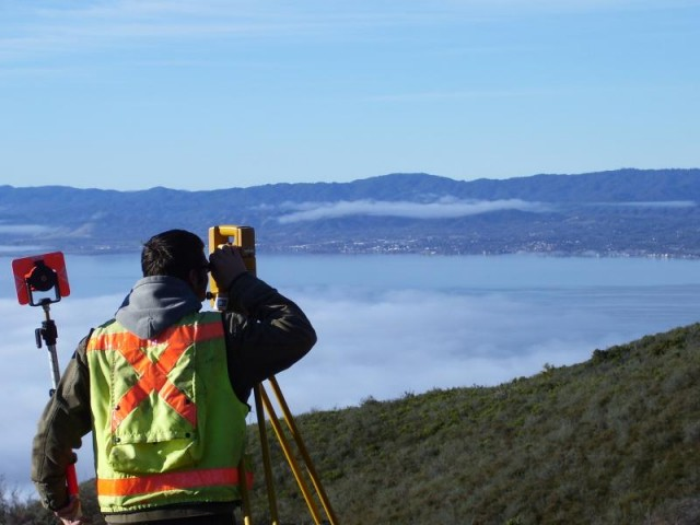 Surveying and Mapping Technicians -