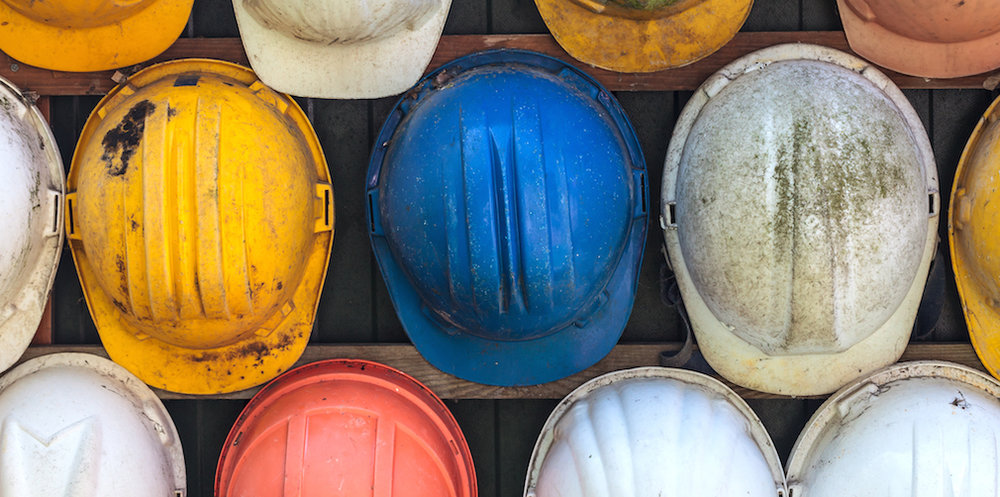 construction laborers and helpers -
