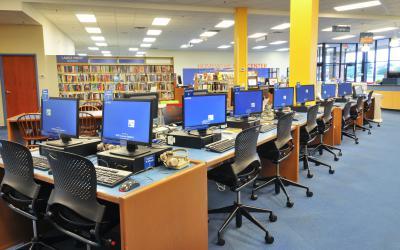 library technician -